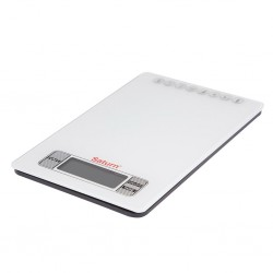 Kitchen scale Saturn ST-KS7235 white| white